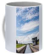 Typical Dutch Lock And Control Room Coffee Mug