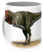 Tyrannosaurus Rex, A Prehistoric Era Coffee Mug