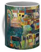 Tzedakah Saves From Death Coffee Mug