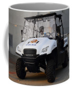 Uc Berkeley Campus Police Buggy  . 7d10184 Coffee Mug