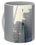 Uc Berkeley . Sather Tower . The Campanile . Clock Tower . Bust Of Abraham Lincoln . 7d10070 Coffee Mug