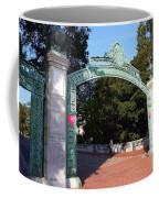 Uc Berkeley . Sproul Plaza . Sather Gate . 7d10039 Coffee Mug