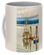 Ucluelet Harbour Hdr Coffee Mug