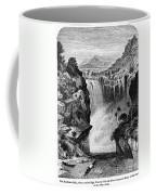 Uganda: Murchison Falls Coffee Mug