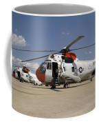 Uh-3h Sea King Helicopters Based Coffee Mug