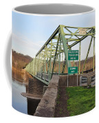 Uhlerstown Frenchtown Bridge Coffee Mug