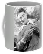 Ukelele Player, C1927 Coffee Mug by Granger