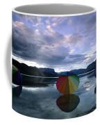 Umbrella Beach Coffee Mug