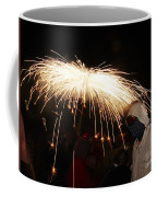 Umbrella Of Sparks Coffee Mug