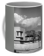 Under Construction Bw Palm Springs Coffee Mug