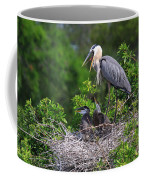 Under Mother's Shadow Coffee Mug