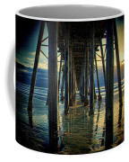 Under The Boardwalk Coffee Mug