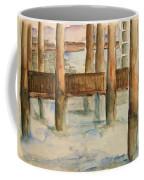 Under The Docks Coffee Mug