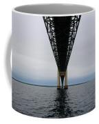Under The Mackinac Bridge Coffee Mug