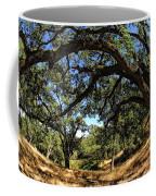 Under The Oak Canopy Coffee Mug