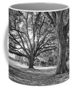 Under The Oaks Coffee Mug