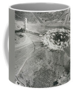 Underground Atomic Bomb Test Coffee Mug