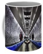 Underground Network Coffee Mug