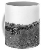Union Artillery, 1860s Coffee Mug