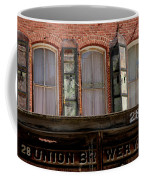 Union Brewery Virginia City Nv Coffee Mug