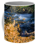 Union Creek In Autumn Coffee Mug