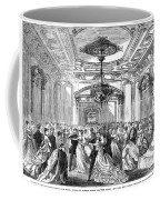 Union League Club, 1868 Coffee Mug