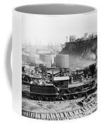 Union Locomotive, C1864 Coffee Mug