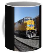 Union Pacific Locomotive Trains . 5d18821 Coffee Mug