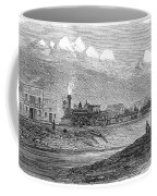 Union Pacific Station, 1869 Coffee Mug