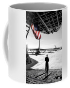 Universal Soldier Coffee Mug by Greg Fortier