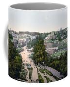 University Of Kiev - Ukraine - Ca 1900 Coffee Mug