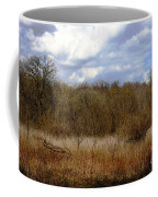 Unspoiled Prairie Landscape Coffee Mug