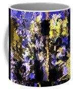 Untitled Blue Coffee Mug