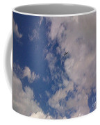 Up In The Clouds 3 Coffee Mug