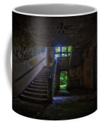 Up Into The Light Coffee Mug by Nathan Wright