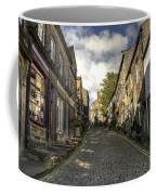 Uphill At Haworth Coffee Mug