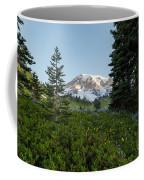 Upon A Hill Of Flowers Coffee Mug