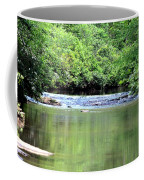 Upper Creek Reflections Coffee Mug