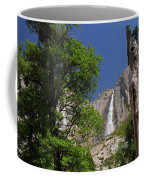 Upper Yosemite Falls Coffee Mug