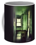 Upstairs Hallway In Old House Coffee Mug by Jill Battaglia