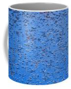 Urban Abstract Blue Coffee Mug