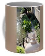 Urn And Pathway Coffee Mug