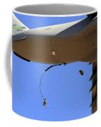 U.s Air Force Airmen Parachute Coffee Mug