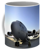 U.s. Air Force C-17 Globemaster IIi Coffee Mug