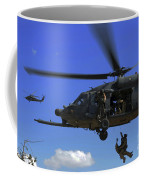 U.s. Air Force Pararescuemen Coffee Mug