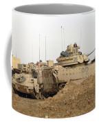 U.s. Army M2 Bradley Infantry Fighting Coffee Mug