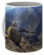 U.s. Army Sniper Provides Security Coffee Mug