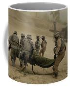 U.s. Army Soldiers Medically Evacuate Coffee Mug