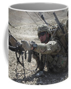 U.s. Army Soldiers Provide Security Coffee Mug