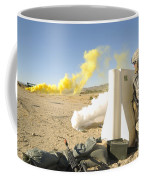 U.s. Army Specialist Calls In For An Coffee Mug